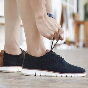 RELAXED - Oxford Style Sneaker